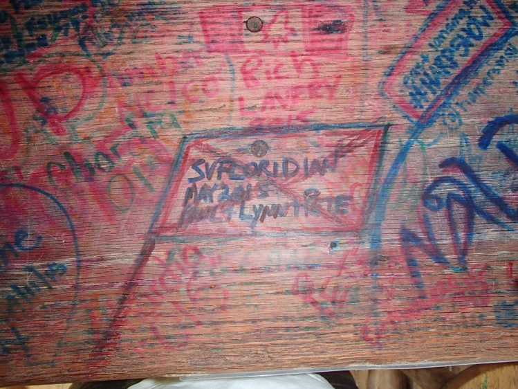 Making our Mark at the Bar
